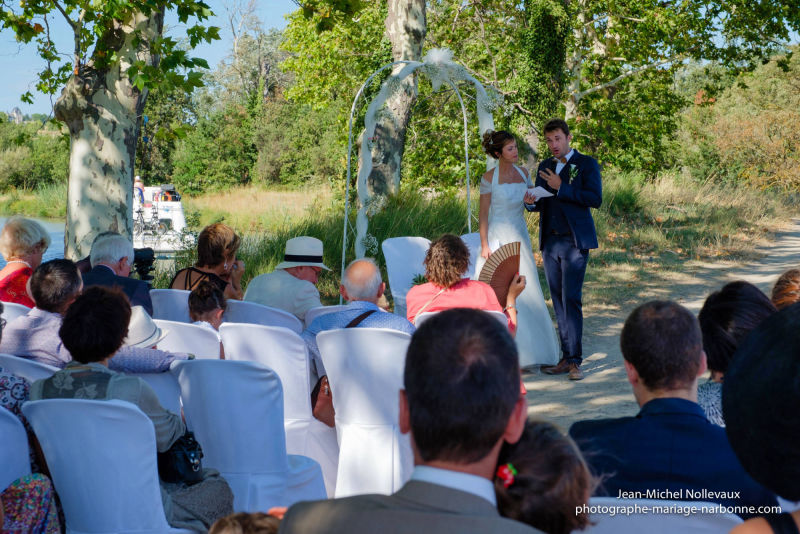 Reportage photo mariage Narbonne